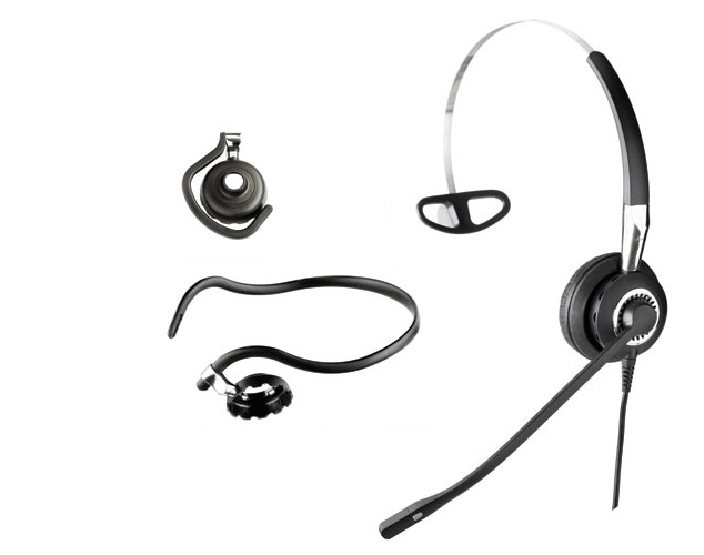 Jabra BIZ 2400 Mono 3-in-1 (2406-320-104)