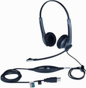 Jabra GN2000 MS USB Duo(20001-491)